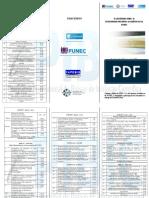 Programação Seminário PIBIC 2019