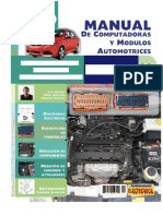 manual de computadoras y modulos automotrices