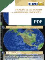 CLASIFICACIÓN DE LOS SISTEMAS DE INFORMACIÓN GEOGRAFICA.pptx