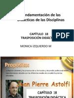 Trasposición Didáctica Astolfi