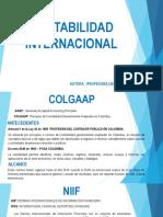 Introducción Contabilidad Internacional