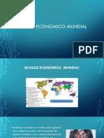 BLOQUE ECONOMICO MUNDIAL