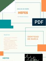 Referencia de análisis a un logo, diseño