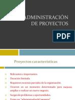 Adm. Proyectos
