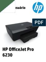 Guia do Usuário HP OfficeJet Pro 6230