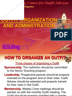 Session 24 - Outfit Organization