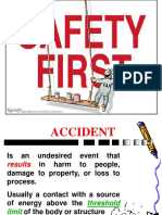 Basic Safety Terminologies