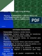 costos-PUNTO DE EQUILIBRIO.ppt