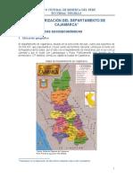 Cajamarca Caracterizacion