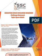 Singapore Space Challenge 2019 Online 4