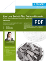 Steel- And Synthetic Fibre Reinforced