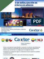 Presentacion GRUPO CAXTOR 2018- Obstrucción Email