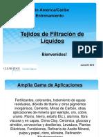 CE Liquid Filtration Fabric - 2013 - Curt - Español