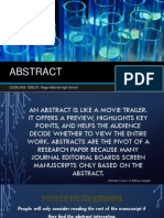 ABSTRACT WRITING.pptx