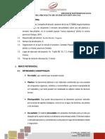 Seclén Dávila, Virginia - Informe Del Proyecto de Intervención Social
