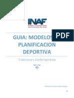 Modelos planificacion