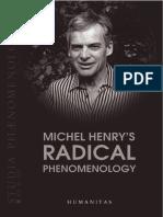 henry's radical phenomenology