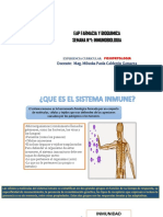 Clase 1 Inmunobiologia