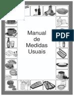 Manual de medidas Usuais