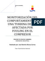 Monitorizacion de Turbina