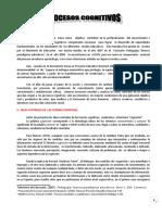 Procesos Cognitivos e.f Santiago