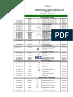 Daftar Harga BPJS 2016