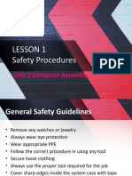 lesson 2.1 Safety procedures.pptx