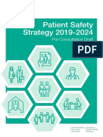 Draft Hse Patient Safety Strategy 28th Feb 2019 for Consultation