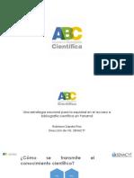 Plataforma ABC