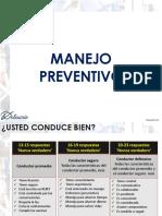 Presentación Manejo Preventivo