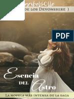 Maria I. S. Olle - Saga de Los Devonshire 05 - Esencia Del Astro