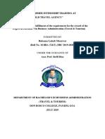 Intership Report 1(2)