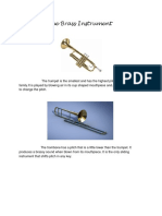 The Brass Instrument