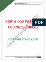 Coding Decoding
