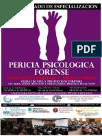 Diplomado Pericia Psicologica Forense