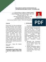 Laporan Praktikum Instrumentasi Modul 4 Plc