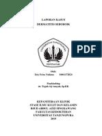Laporan Kasus Dermatitis Seboroik