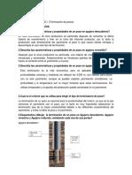 Cuestionario Terminacion Reparacion y Estimulacion de Pozos 5a-AP May-Ago 2019