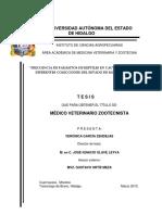 Frecuencia de Parasitos en reptiles. VERONICA GARCIA.pdf