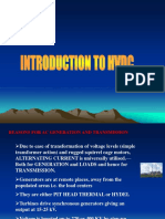 Basics of HVDC for Jntuh