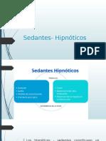 Sedantes- Hipnóticos