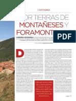 Montañeses y foramontanos (Viajar)
