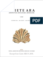 Les recherches archeologiques dans la necropole tardive de Callatis