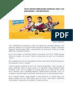 """Cinco Alumnos de UGEL Talara Competirán en El Concurso Premio Nacional  de Narrativa y Ensayo """"José María Arguedas"""" – Etapa Dre Piura 2019"""