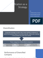 A02 Note on Diversifications as a Strategy - ABHINAV CHAUHAN