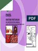 Cover Profil Kec Batang Angkola Lanscape