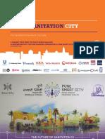 Smart Sanitation City
