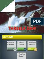 Tarbela dam details