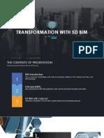 Transformation With 5d Bim