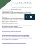 Guía reto diastasis abdominal